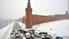Authorities in Moscow recently introduced paid parking in the city, which helped ease traffic congestion.