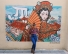 Graffiti Art in Chinatown